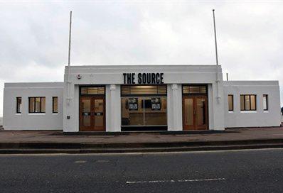 The Source skate park