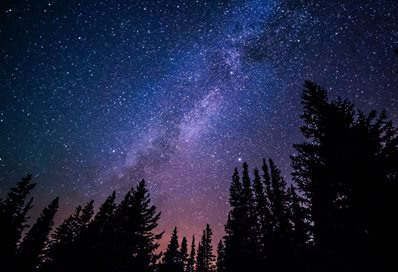 The night sky picture by Ryan Hutton