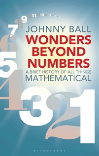 Wonders beyond numbers book cover