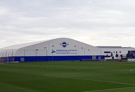 Albion Lancing training facility