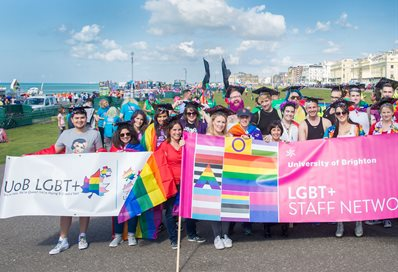LGBT staff and students