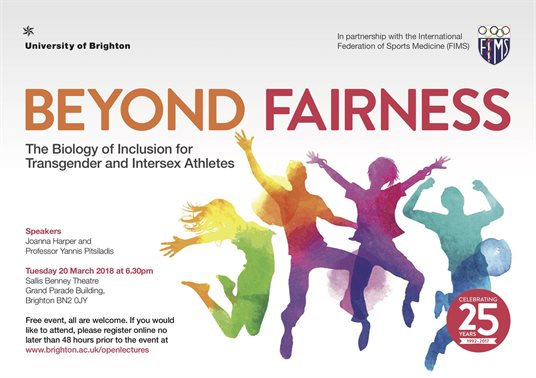Open lecture - Beyond Fairness