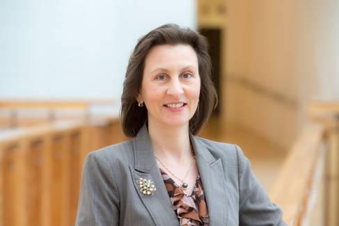 Professor Toni Hilton