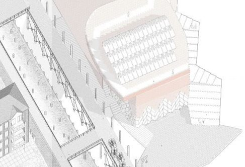 Angharad Webber's design for Newhaven