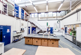 Take a look around our specialist labs