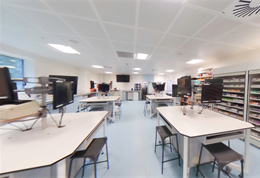 Take a look around some of our specialist facilities
