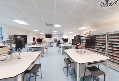 University of Brighton Pharmacy Clinical Skills Lab