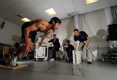 biomechanics muscle and jump serve essay